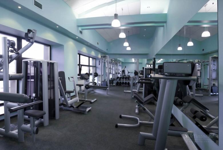 Climatisation et ventilation salle de sport